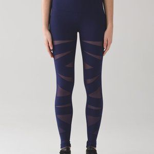 Limited Edition Lululemon Mesh Wunder Unders